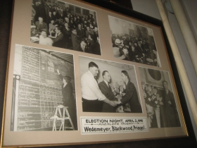 Inside The Historic White House Tavern