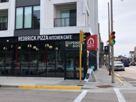 RedBrick Pizza Kitchen Cafe