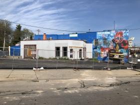 Former Sven's Cafe