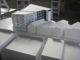Model of 2202 S. Kinnickinnic Ave.
