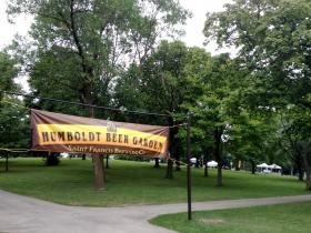 Humboldt Park Beer Garden