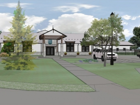 MKE Urban Stables Rendering