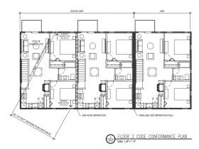 921-925 E. Otjen St. - Second Floor
