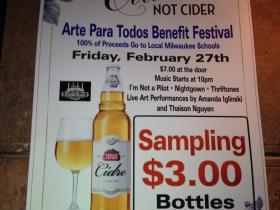Arte Para Todos Benefit Festival