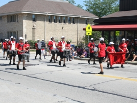 Bay View Marching Band