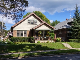 S. Linebarger Terrace home