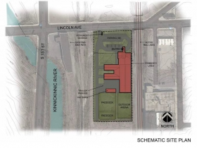 Milwaukee Urban Stables Site Plan