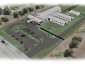 Milwaukee Urban Stables Rendering