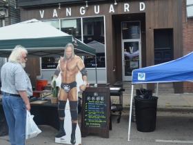 The Vanguard at Bay View Bash 2019