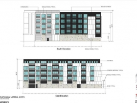Vue Apartments Elevations