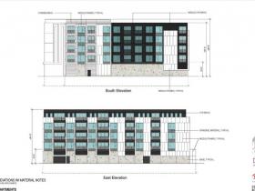 Vue Apartments Elevations
