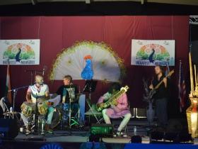 WAHH World Fusion Band
