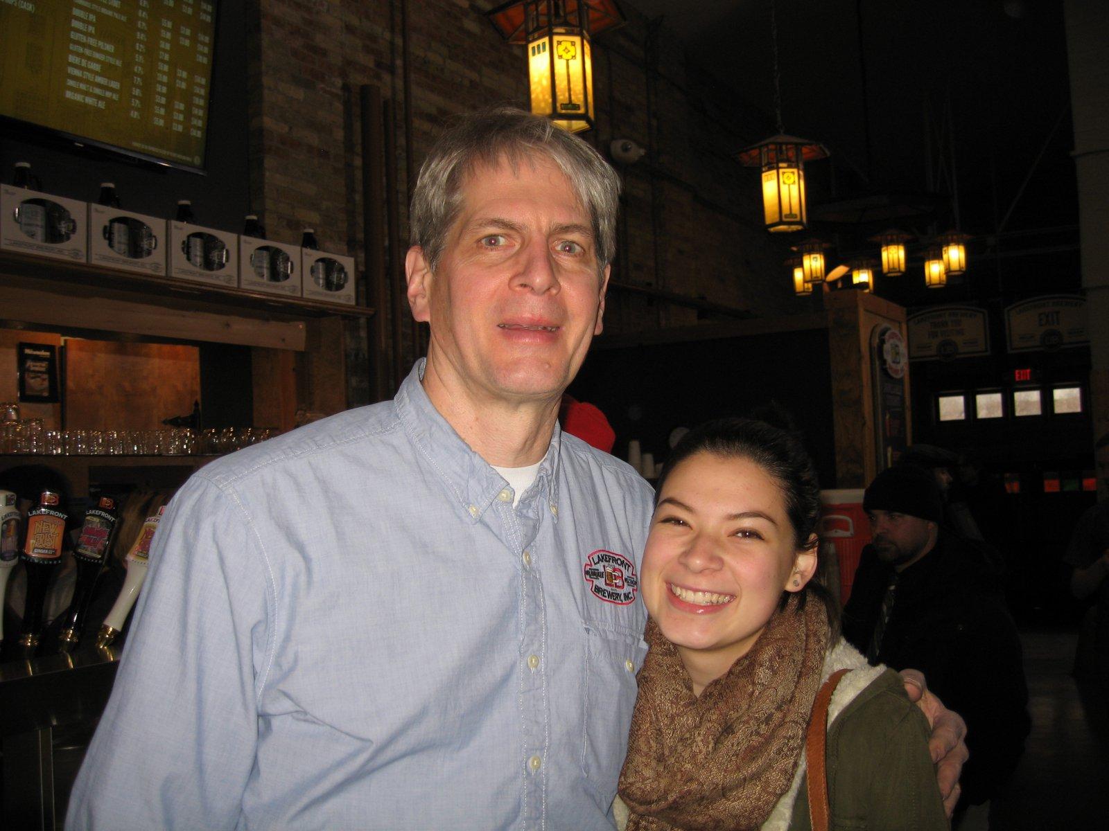 Russ Klisch and Jacqueline Klisch