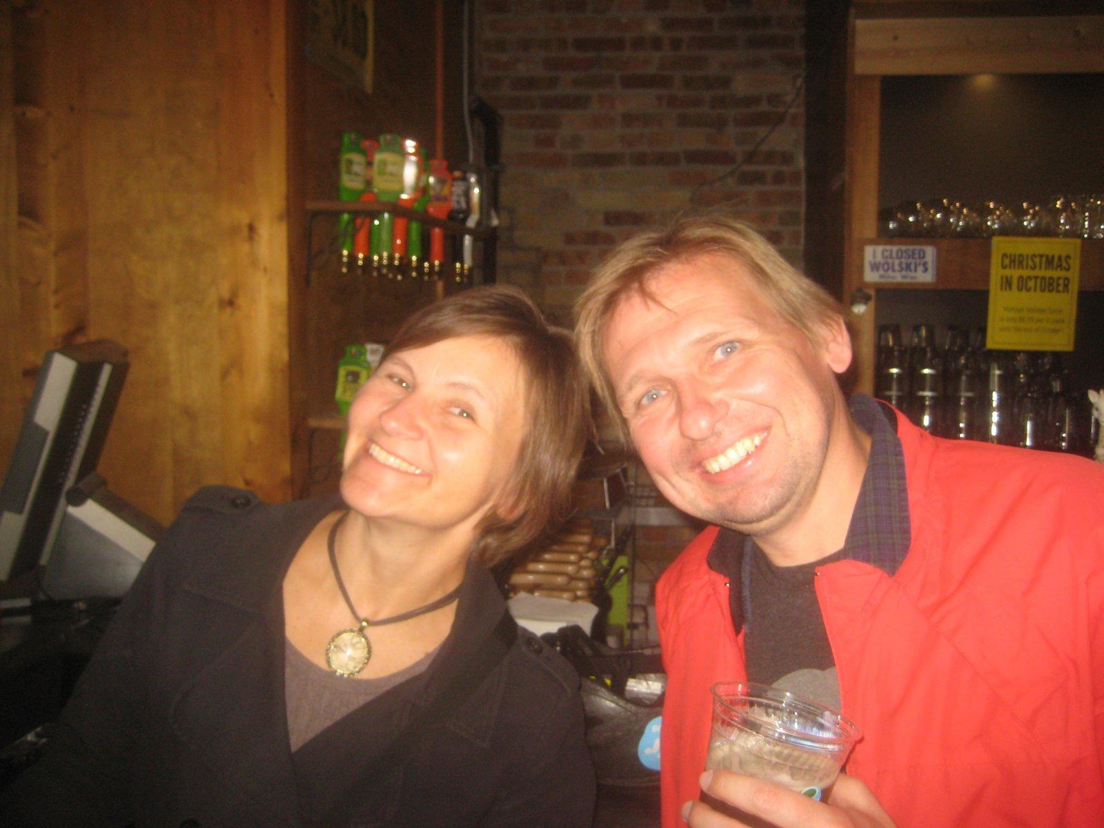 Mary and Craig Schanning