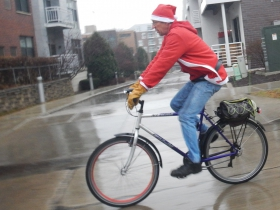2018 Santa Cycle Rampage