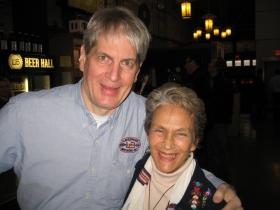 Russ Klisch and Julilly Kohler