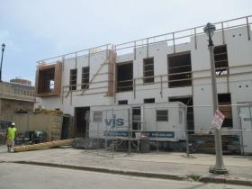 Walker's Landing Construction