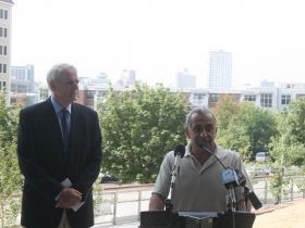 Ghassan Korban, Commissioner of the City of Milwaukee Department of Public Works.