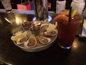 Oysters and Bloody
