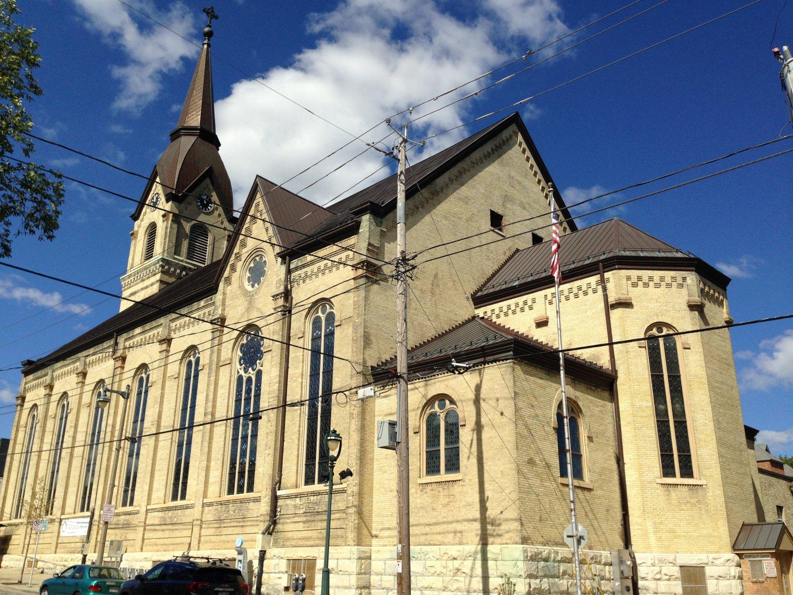 St. Hedwig Catholic Church, 1704-1716 N. Humboldt Ave