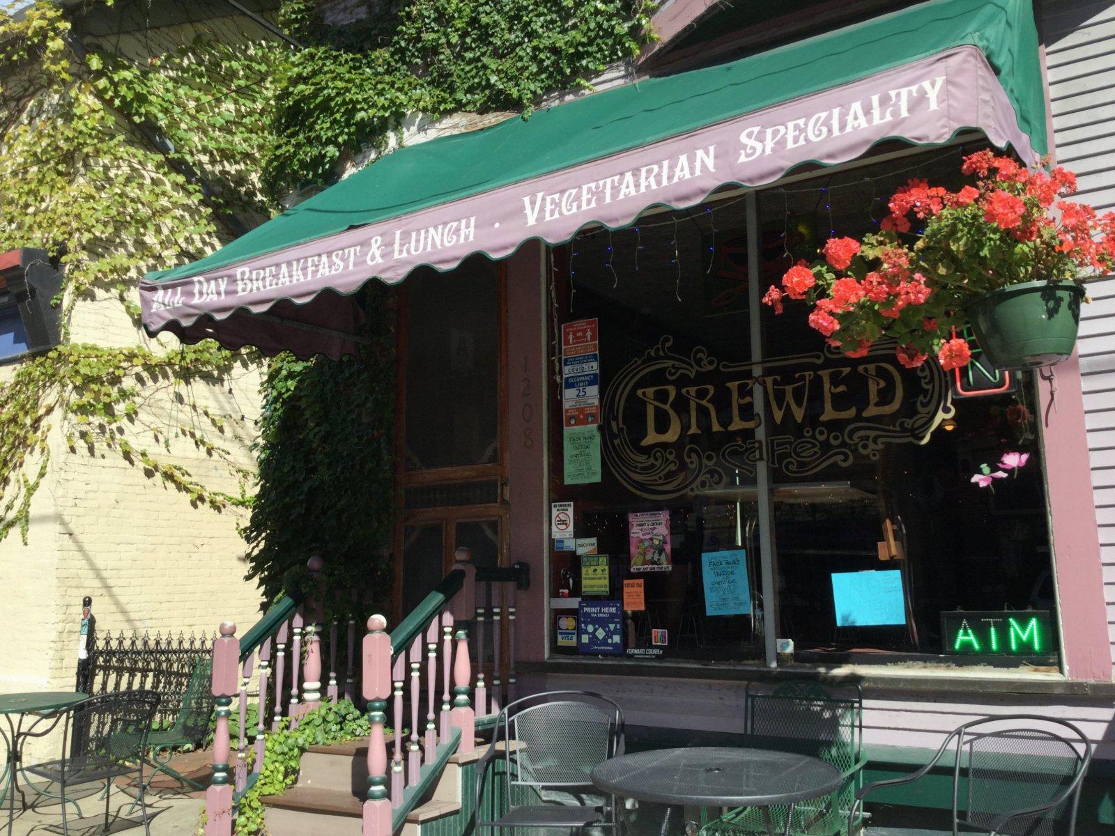 Brewed Cafe