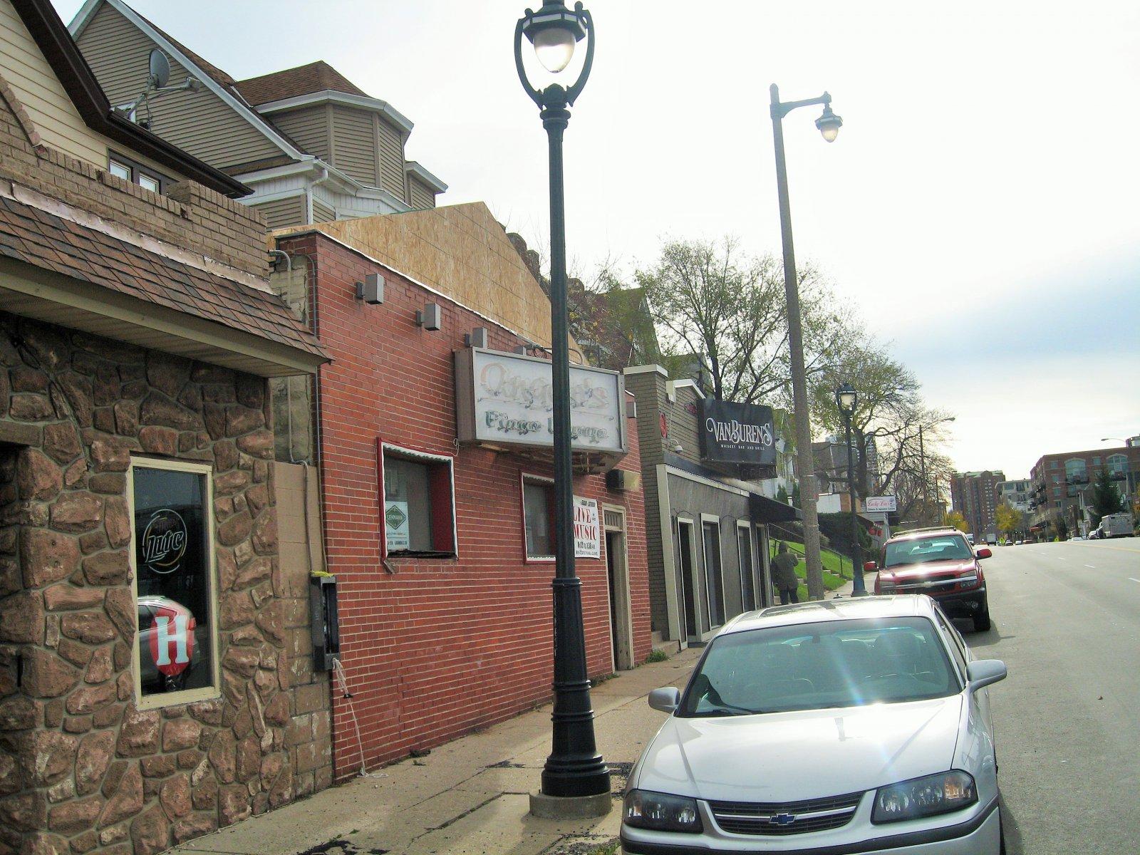 Angelo's Piano Lounge and Van Buren\'s Whiskey Bar