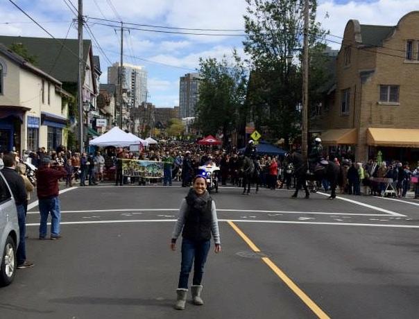 Brady Street Pet Parade