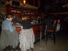 Hi Hat Lounge. Photo by Audrey Jean Posten.