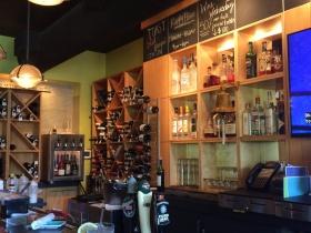 Bar at Bosley on Brady