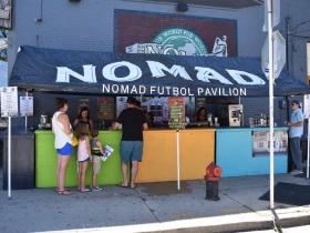 Nomad Futbol Pavilion
