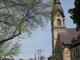 Humboldt Avenue south of Brady Street