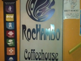 Rochambo Coffee & Tea House. Photo by Mrinal Gokhale.