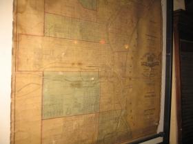 Map of Milwaukee