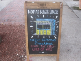 Nomad Burger Shack
