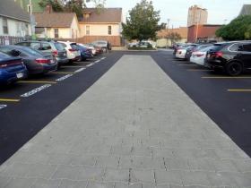 Brady Street Public Parking Lot, 1720 N. Arlington Pl.
