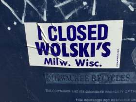 I Closed Wolski's
