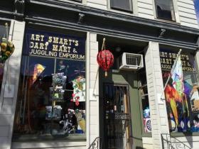 Art Smart's Dart Mart & Juggling Emporium