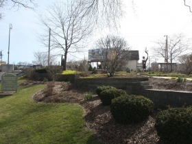 McCormack-Mervis Brady Street Park on N. Water Street