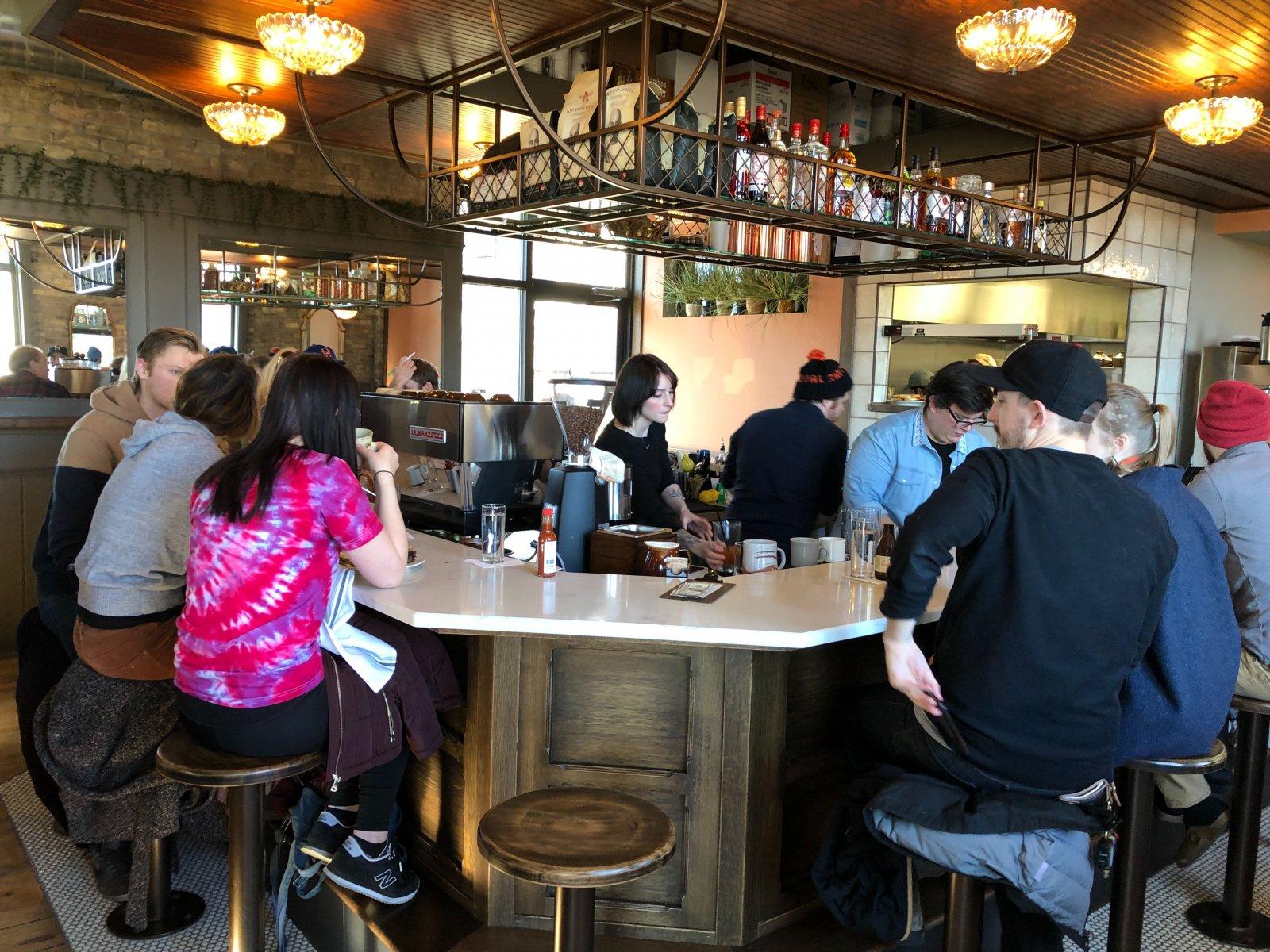 Uncle Wolfie\'s Breakfast Tavern
