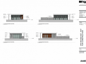 Club House Elevation