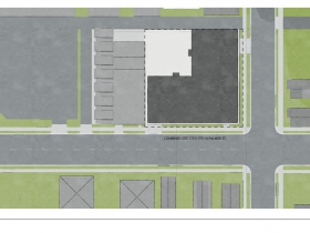 1737-1751 N. Palmer St. Site Plan