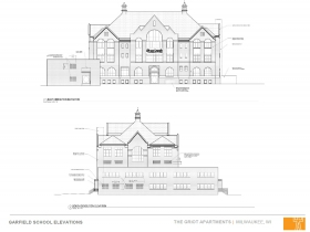 Garfield School Elevations