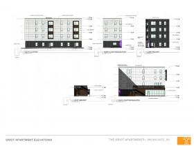 Griot Apartments Elevations