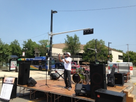 CORE DJs Stage.