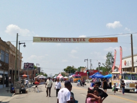 Bronzeville Week.
