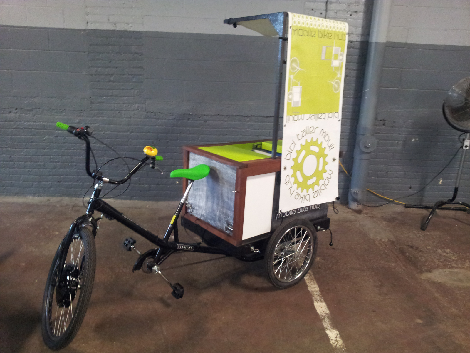 The Mobile Bike Hub