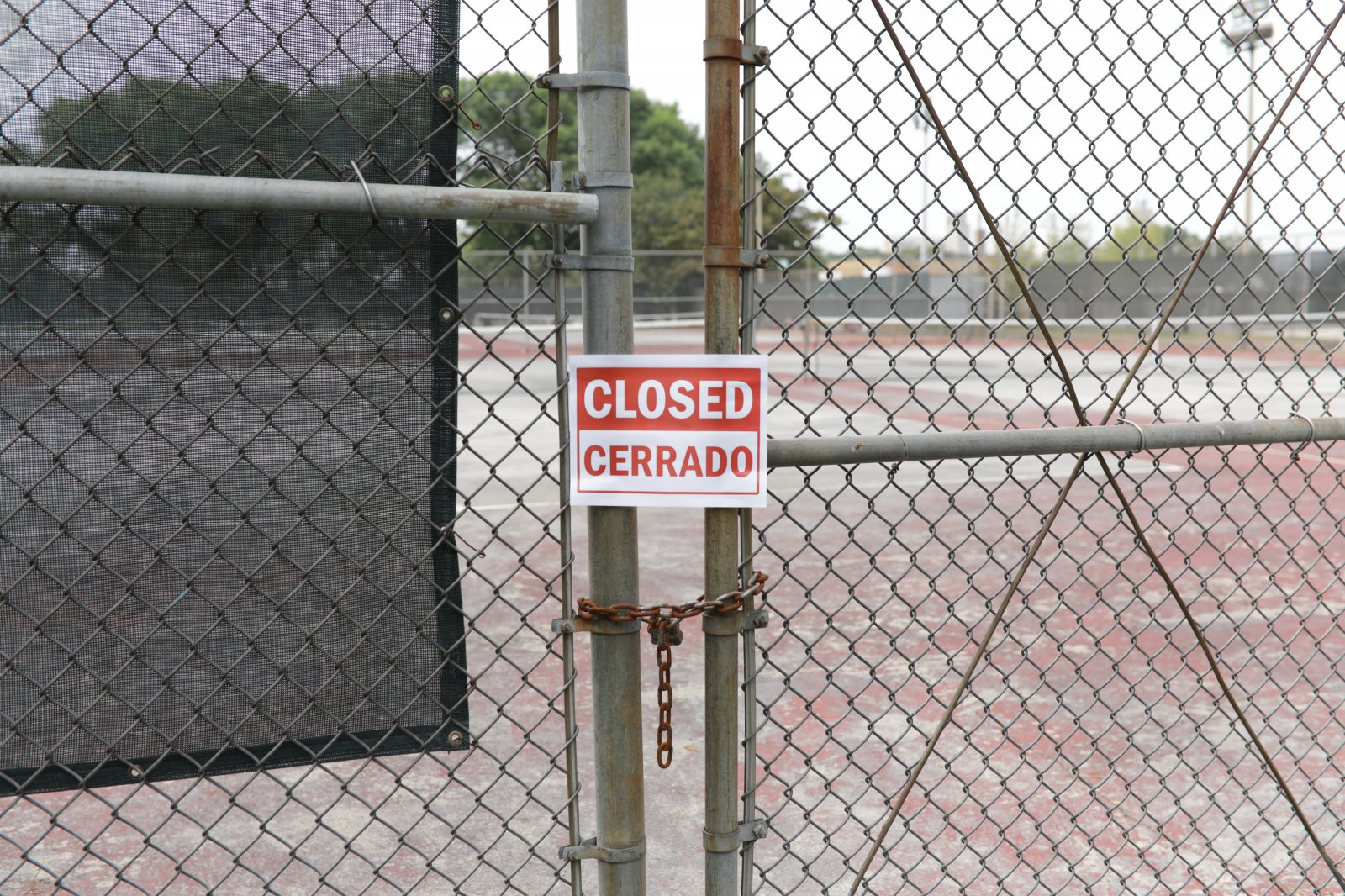 Burnham Park Tennis Courts