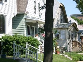 Ald. Bob Donovan's home.