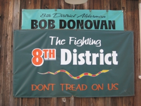 The Fighting 8th District. Don't Tread On Us.