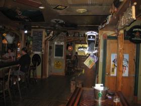 Inside McKiernan's.